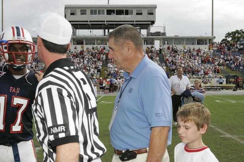 FAU Football vs Louisiana 2004-Oct-23 0131