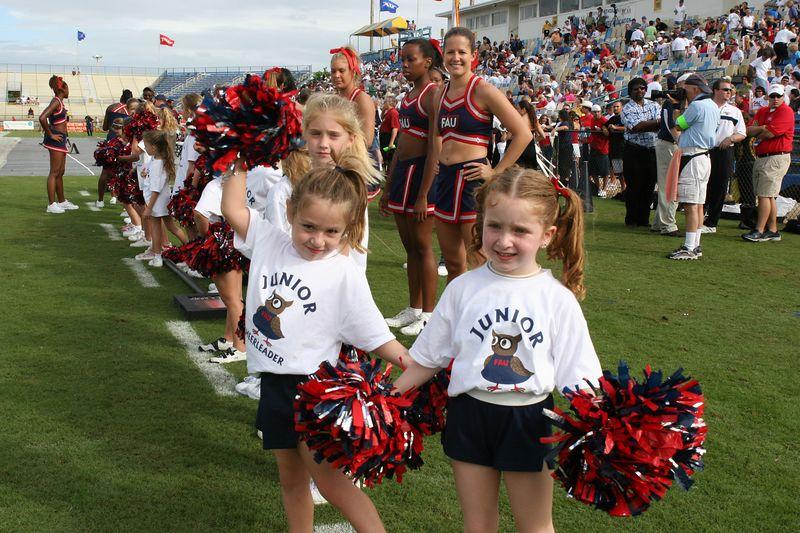 FAU Football vs Louisiana 2004-Oct-23 0741
