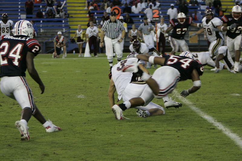 FAU Football vs Louisiana 2004-Oct-23 0632