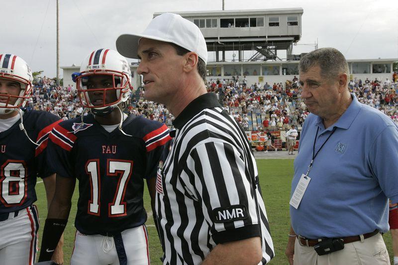 FAU Football vs Louisiana 2004-Oct-23 0133