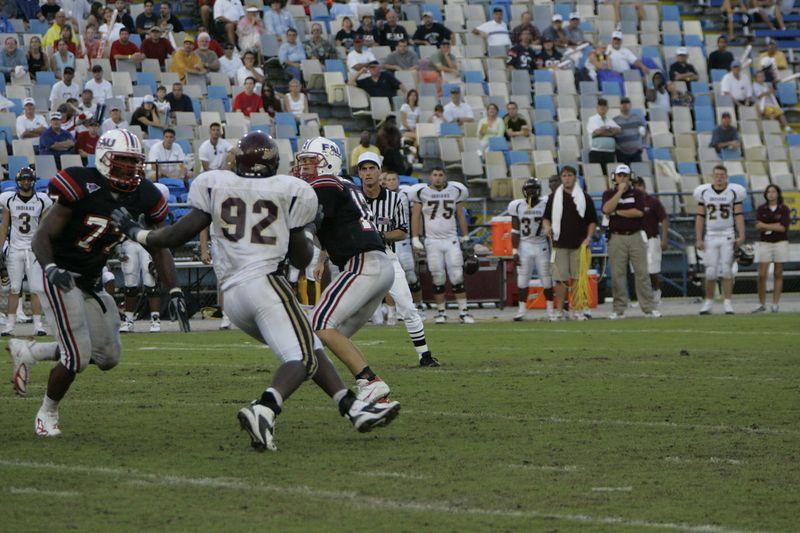 FAU Football vs Louisiana 2004-Oct-23 0528