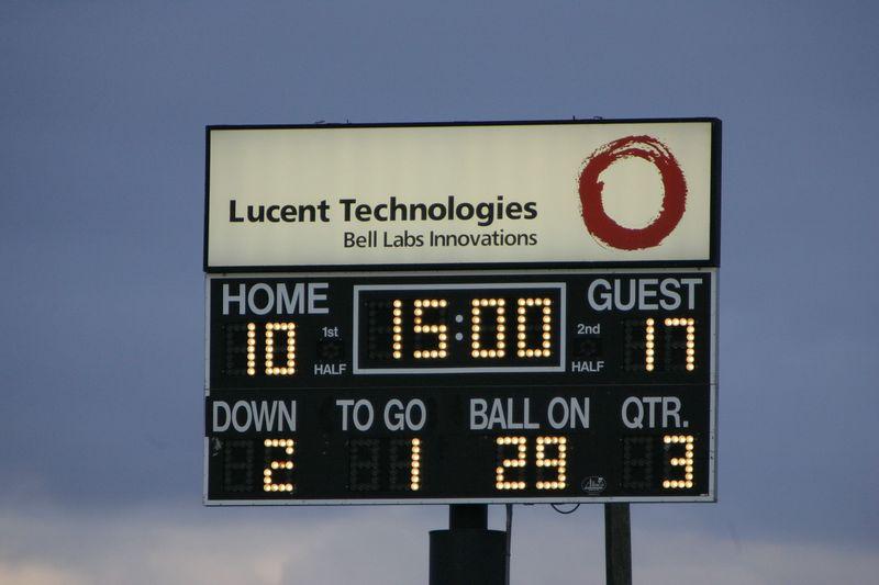 FAU Football vs Louisiana 2004-Oct-23 0543