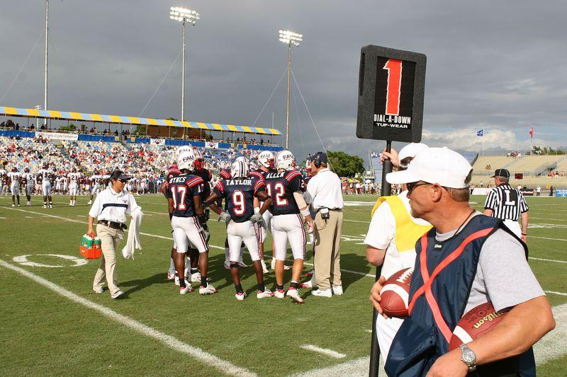 FAU Football vs Louisiana 2004-Oct-23 0777