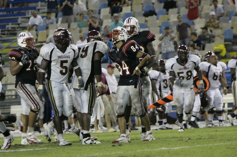 FAU Football vs Louisiana 2004-Oct-23 0684