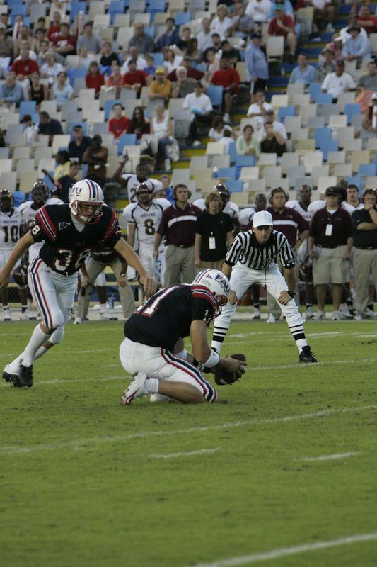 FAU Football vs Louisiana 2004-Oct-23 0595