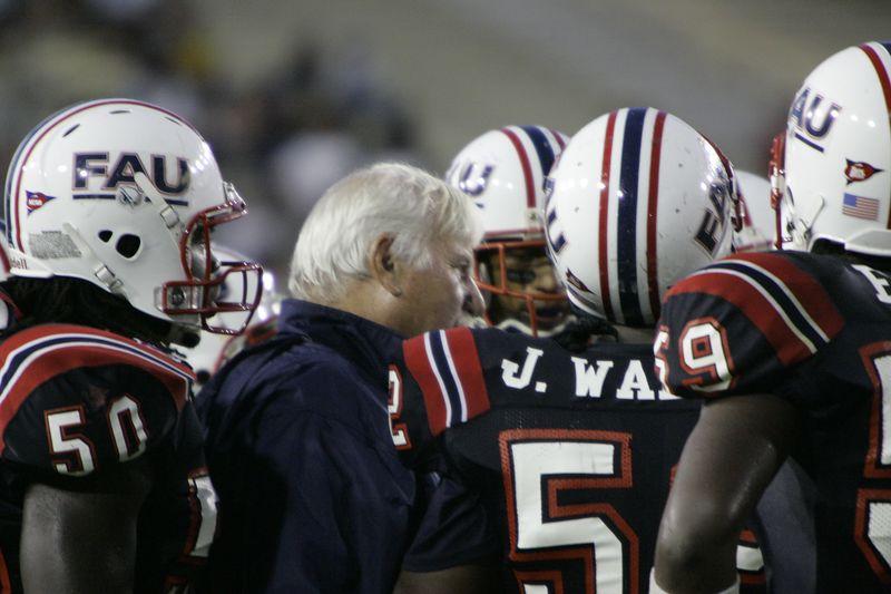 FAU Football vs Louisiana 2004-Oct-23 0672