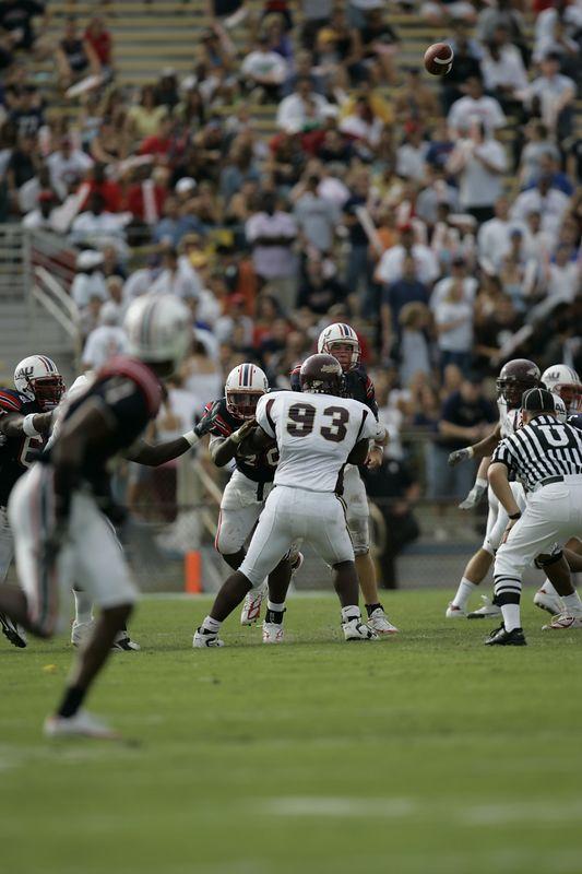 FAU Football vs Louisiana 2004-Oct-23 0165
