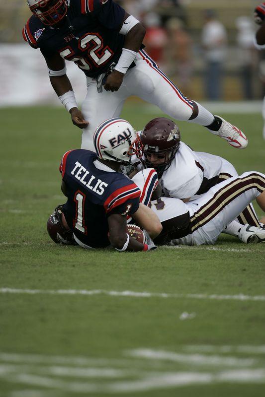 FAU Football vs Louisiana 2004-Oct-23 0353