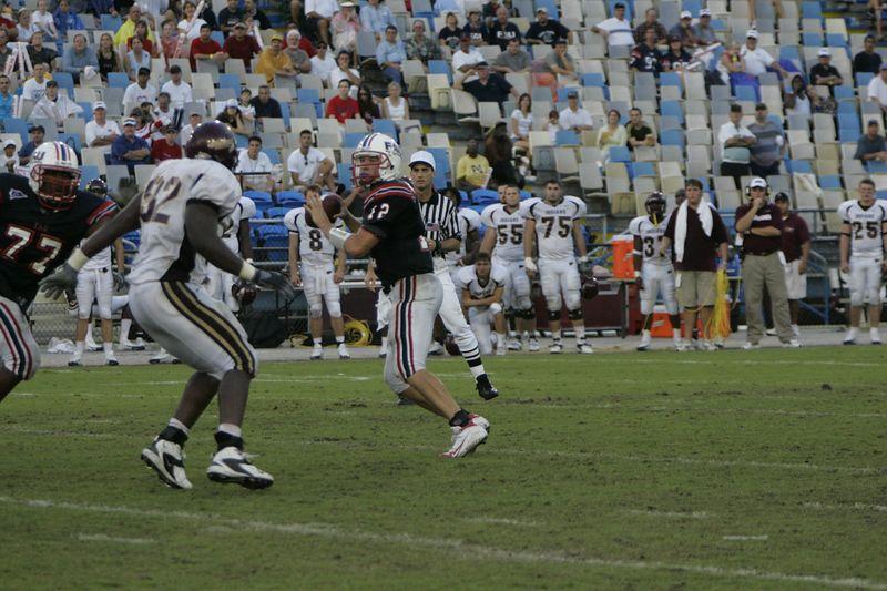 FAU Football vs Louisiana 2004-Oct-23 0526