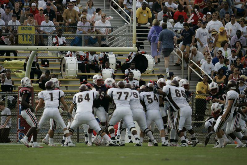 FAU Football vs Louisiana 2004-Oct-23 0191