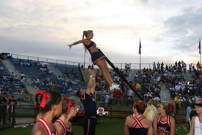 FAU Football vs Louisiana 2004-Oct-23 0844