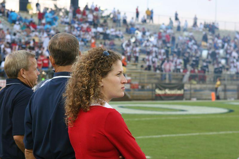 FAU Football vs Louisiana 2004-Oct-23 0847