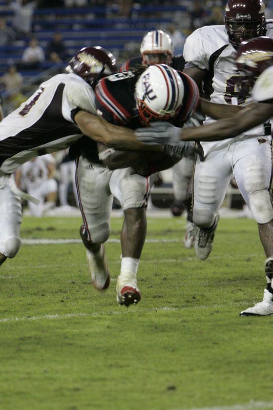 FAU Football vs Louisiana 2004-Oct-23 0694