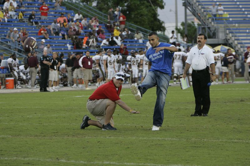 FAU Football vs Louisiana 2004-Oct-23 0546