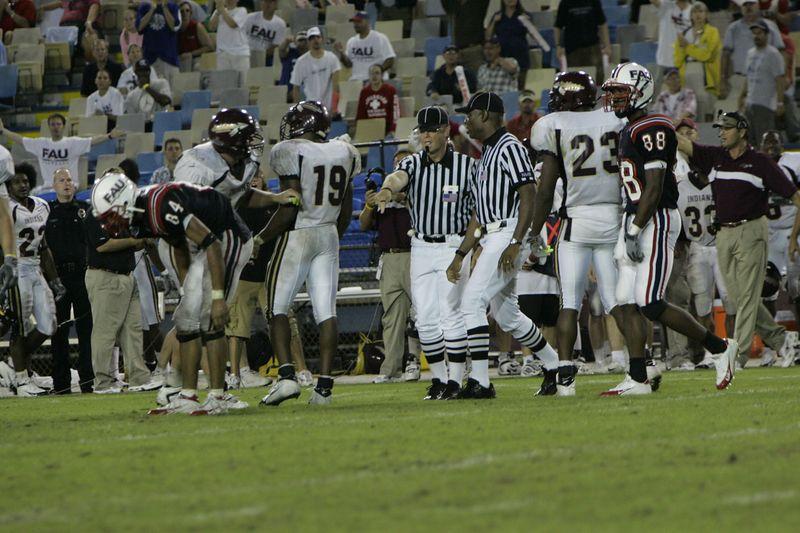 FAU Football vs Louisiana 2004-Oct-23 0681