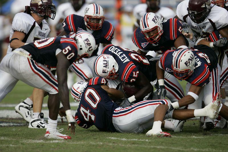 FAU Football vs Louisiana 2004-Oct-23 0324