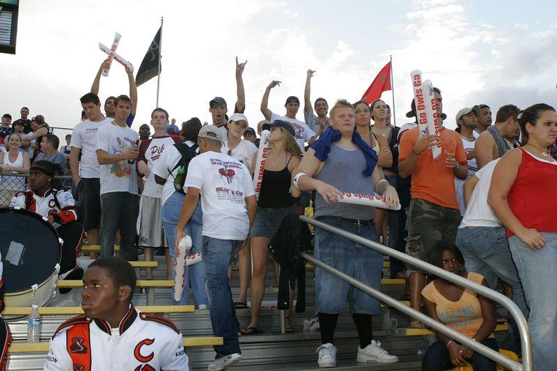 FAU Football vs Louisiana 2004-Oct-23 0102