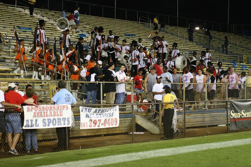 FAU Football vs Louisiana 2004-Oct-23 0904