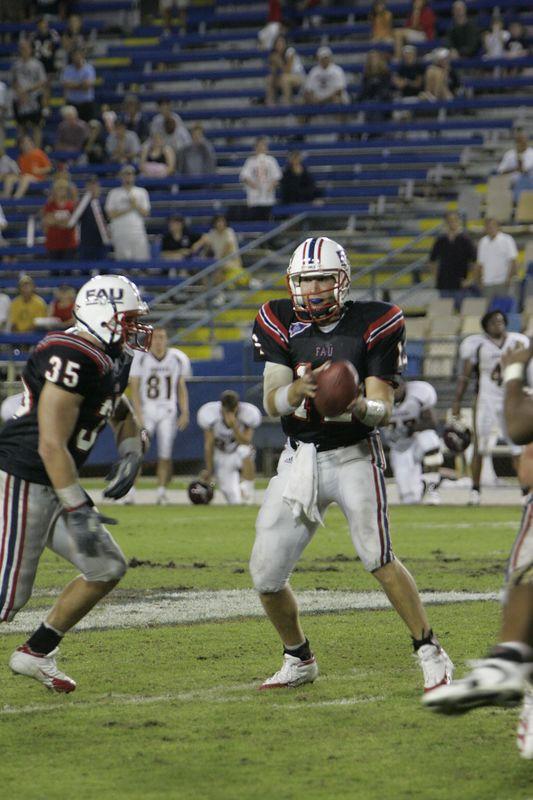 FAU Football vs Louisiana 2004-Oct-23 0712