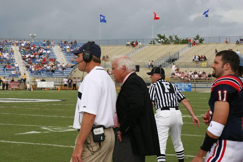FAU Football vs Louisiana 2004-Oct-23 0790