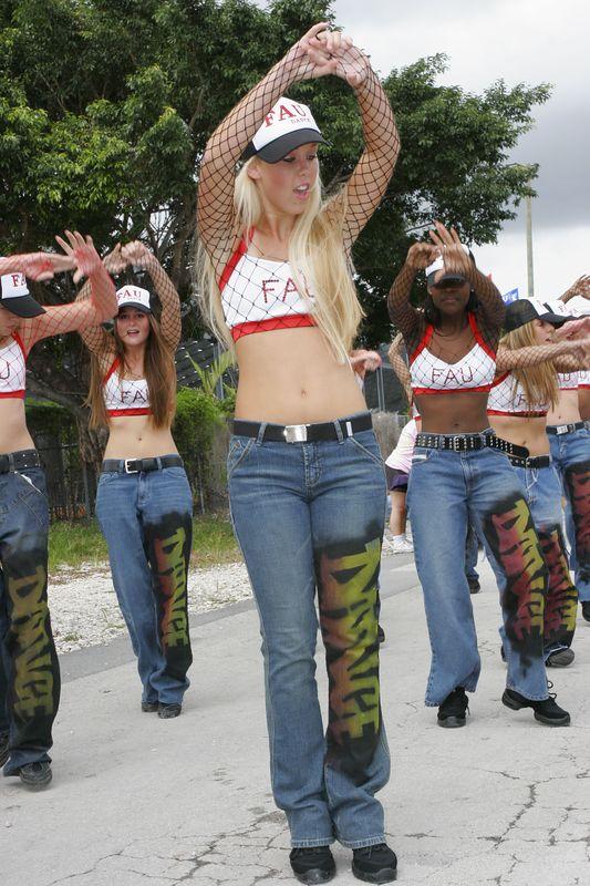 FAU Football vs Louisiana 2004-Oct-23 0049