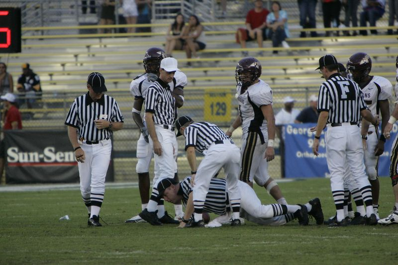 FAU Football vs Louisiana 2004-Oct-23 0554