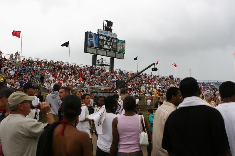 FAU Football vs Louisiana 2004-Oct-23 0811