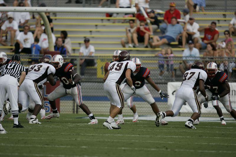 FAU Football vs Louisiana 2004-Oct-23 0358