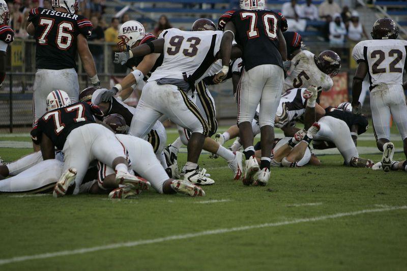FAU Football vs Louisiana 2004-Oct-23 0441