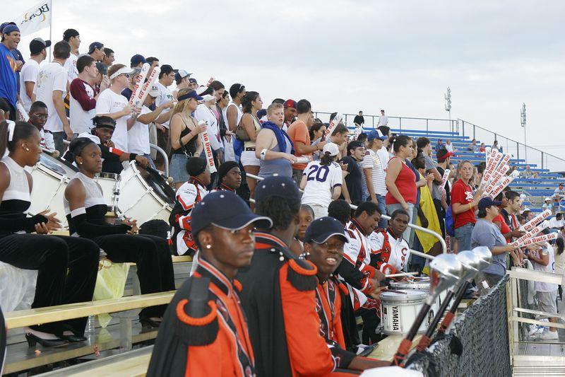 FAU Football vs Louisiana 2004-Oct-23 0109