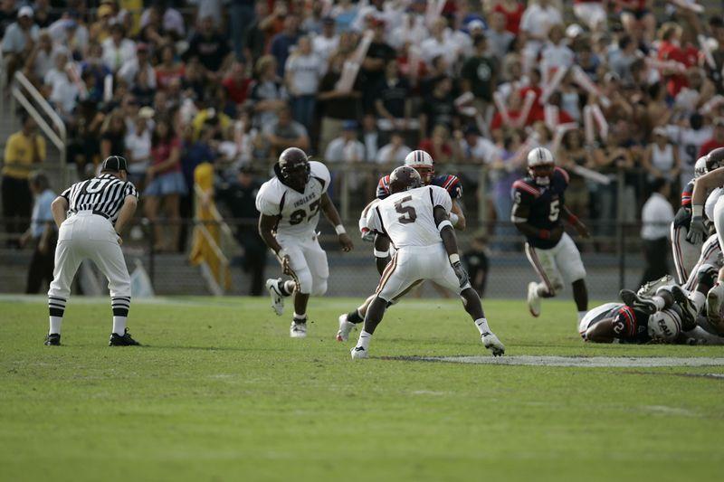 FAU Football vs Louisiana 2004-Oct-23 0228