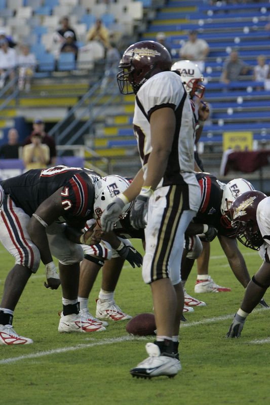FAU Football vs Louisiana 2004-Oct-23 0580