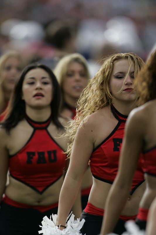 FAU Football vs Louisiana 2004-Oct-23 0306