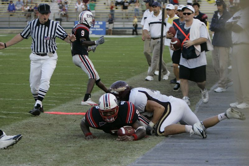 FAU Football vs Louisiana 2004-Oct-23 0522