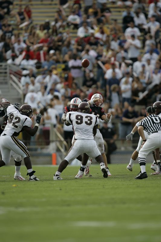 FAU Football vs Louisiana 2004-Oct-23 0164