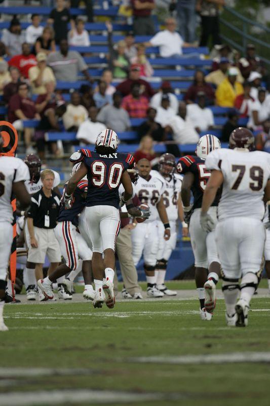 FAU Football vs Louisiana 2004-Oct-23 0386
