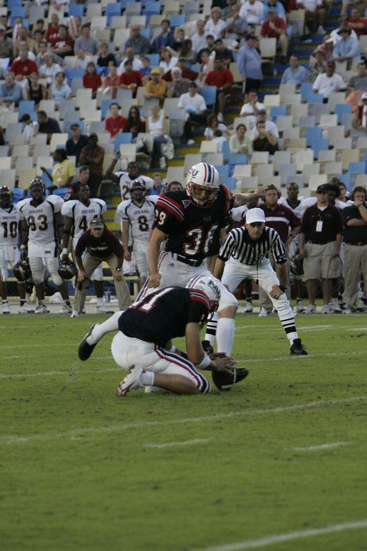 FAU Football vs Louisiana 2004-Oct-23 0598