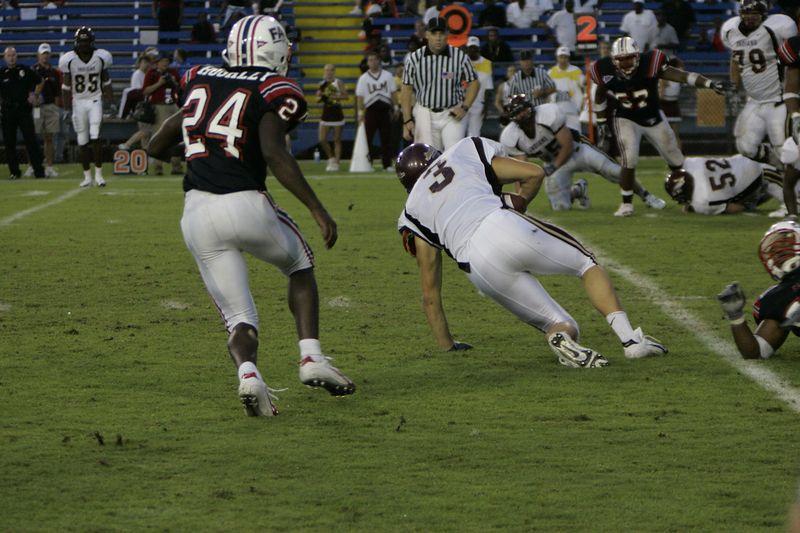 FAU Football vs Louisiana 2004-Oct-23 0634
