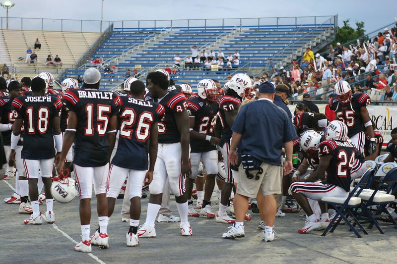FAU Football vs Louisiana 2004-Oct-23 0857