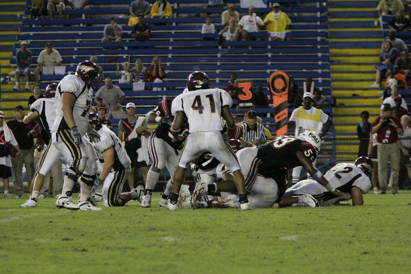 FAU Football vs Louisiana 2004-Oct-23 0663