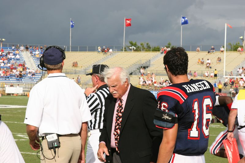 FAU Football vs Louisiana 2004-Oct-23 0795