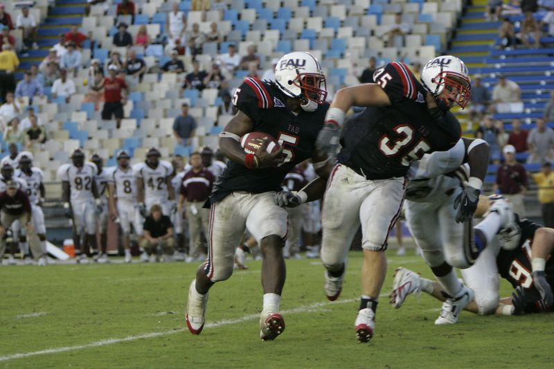 FAU Football vs Louisiana 2004-Oct-23 0566