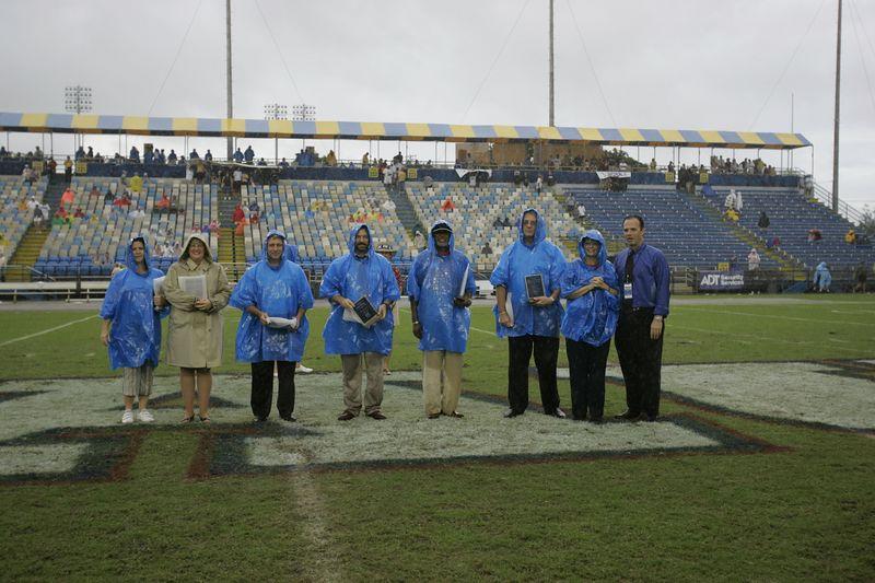 FAU Football vs Louisiana 2004-Oct-23 0389