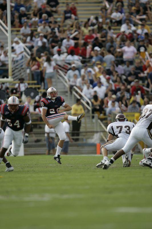 FAU Football vs Louisiana 2004-Oct-23 0171