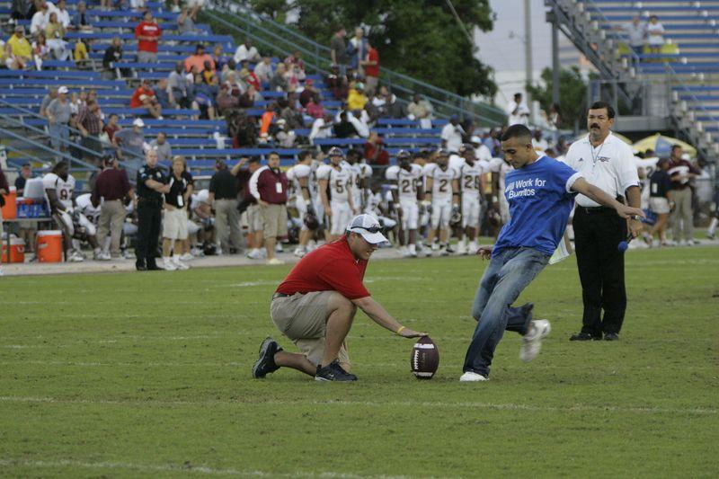 FAU Football vs Louisiana 2004-Oct-23 0544
