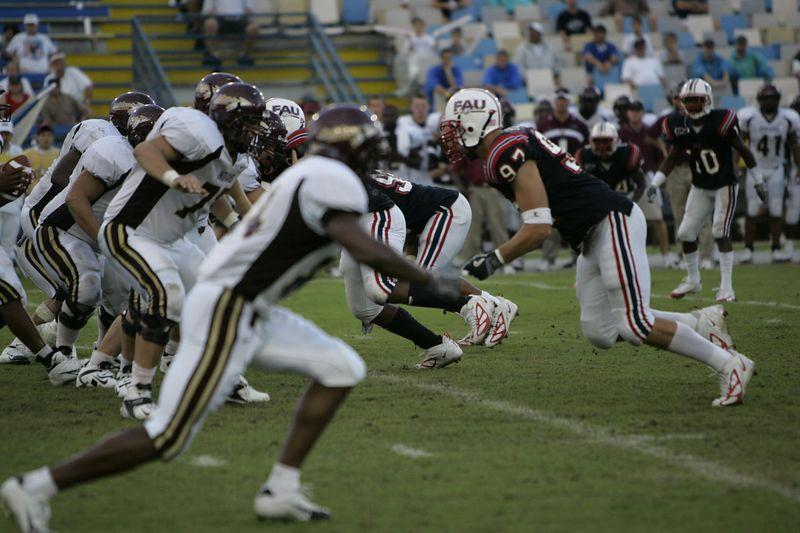 FAU Football vs Louisiana 2004-Oct-23 0474