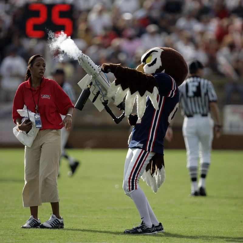 FAU Football vs Louisiana 2004-Oct-23 0017