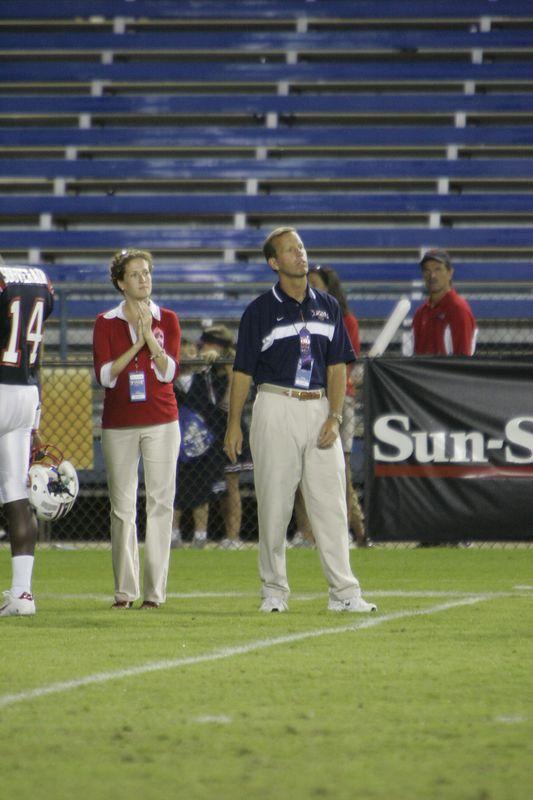 FAU Football vs Louisiana 2004-Oct-23 0724