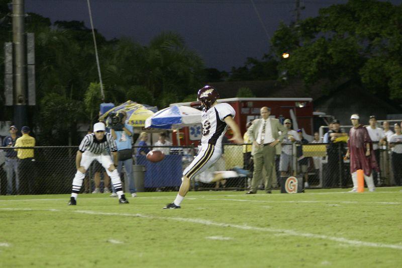 FAU Football vs Louisiana 2004-Oct-23 0674