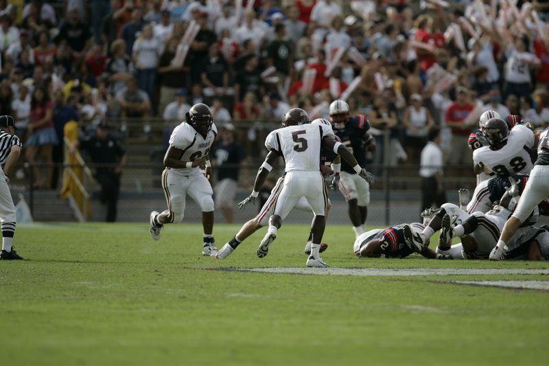 FAU Football vs Louisiana 2004-Oct-23 0230